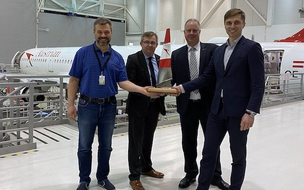 Slot Reservation Agreement between Austrian Airlines and Magnetic MRO