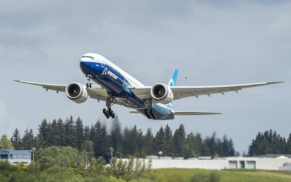 Smart pipe technology by Inmarsat delivers the complete connected aircraft for new Boeing 777X