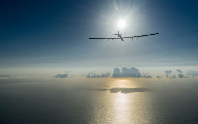 Solar Plane Resumes Round-The-World Flight On Thursday