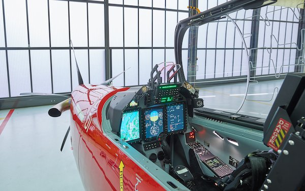 Spanish Air Force bought PC-21 Training System Including 24 Aircraft