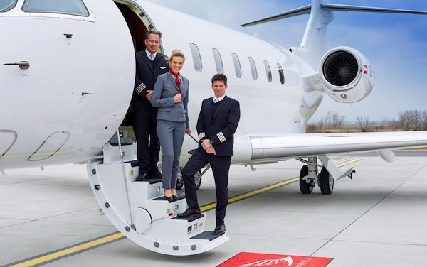SPARFELL welcomes a new Challenger 300 to its fleet