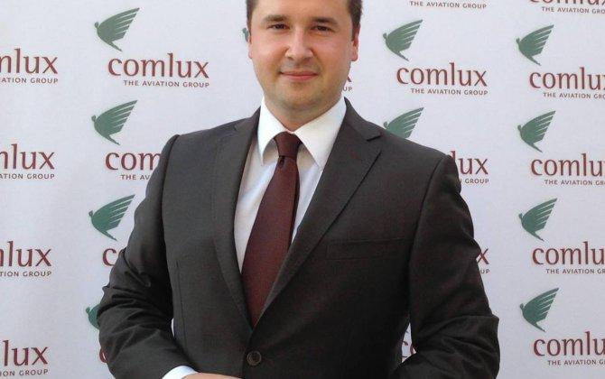Special guest  - Director Comlux Russia & CIS Mikhail Kirillov