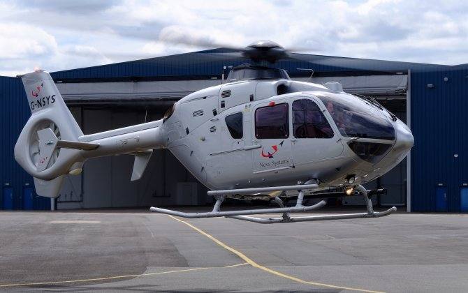 Special Purpose Operator status awarded to UK flight test company.