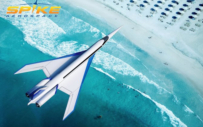 Spike Aerospace to Fly the First SX-1 Demonstrator