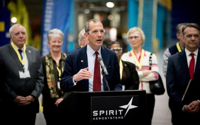 Spirit AeroSystems Signed MOA for Long-Term Agreement with Boeing