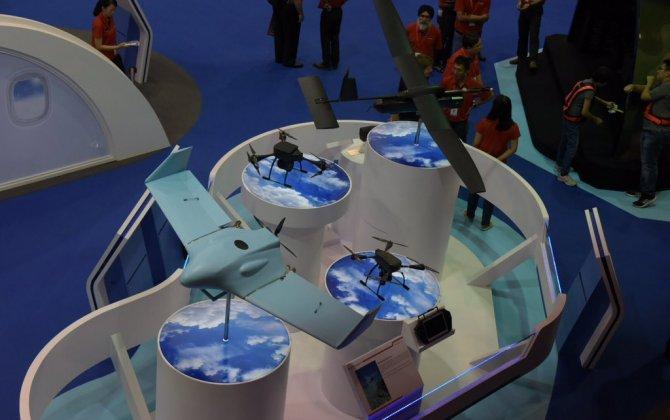 ST Aero UAV can fly and swim