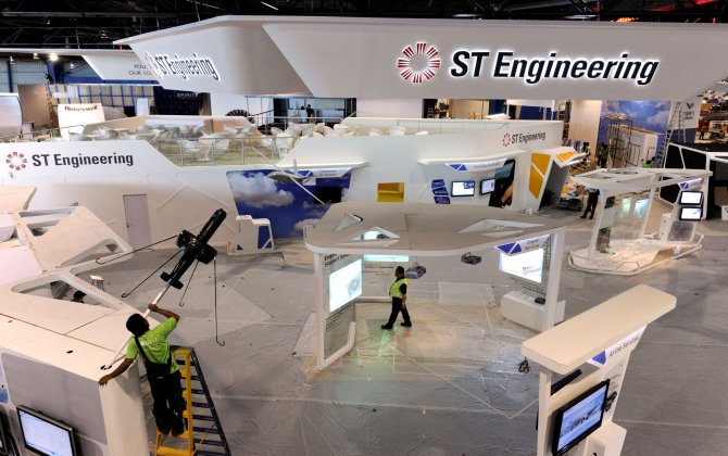 ST Engineering's Aerospace Arm Incorporates New Companies for Engine Leasing