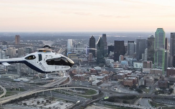 STAT MedEvac to be first U.S. air medical transport service provider to operate Helionix-equipped H135s