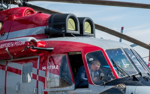 State-of-the-art utility Mi-172 helicopter is ready for commercial deliveries