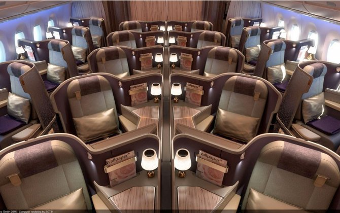Step Inside China Airlines' Extravagant New Airbus A350