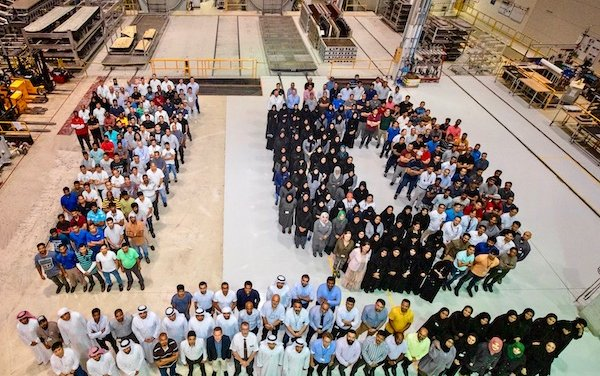 Strata celebrates decade of global aircraft parts manufacturing