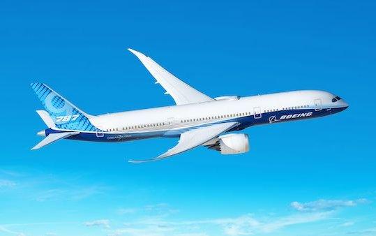 Strata delivered its first Boeing 787 Dreamliner vertical fin shipset