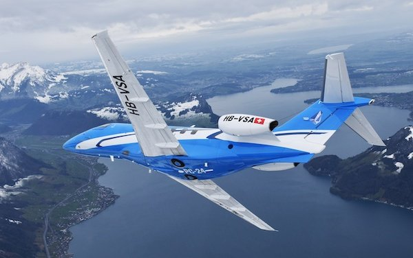 Strata forecasts delivery of 40 shipsets in 2020 for the world's first Super Versatile Jet