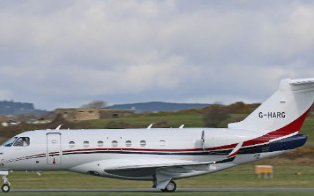 Stratajet offers Embraer Legacy 500 for charter through Centreline partnership