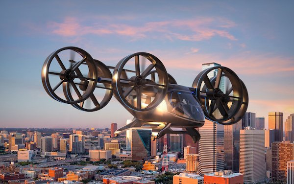 Strategic initiative to transform the dream of urban mobility into a reality - Wheels Up and Bell Textron