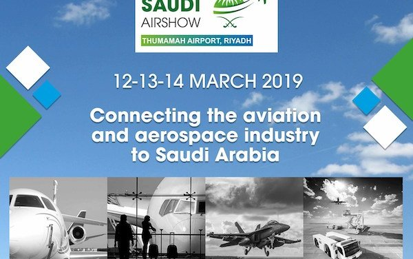 Strategic Partner for the First Saudi International Airshow with GACA is announced by Saudi Aviation Club