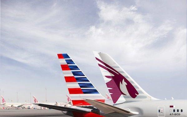 Strategic partnership between Qatar Airways and American Airlines begins