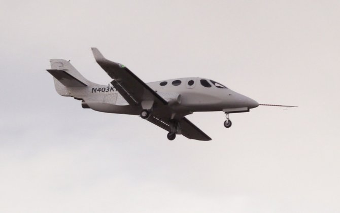 Stratos 714 completes first phase of flight testing