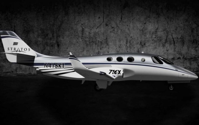 Stratos Aircraft introduces The Stratos 716