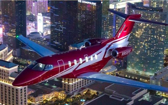 Strong demand in business & general aviation markets - Pilatus