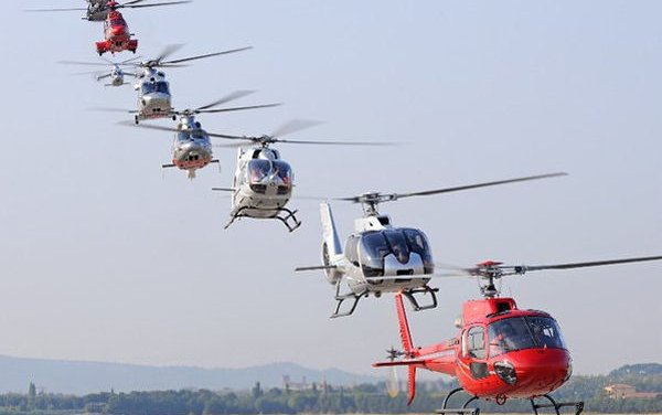 Strong sales increase in 2018 for Airbus Helicopters