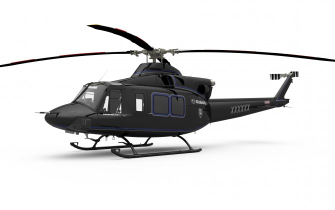 Subaru and Bell announce collaboration on commercial 412 helicopter upgrade