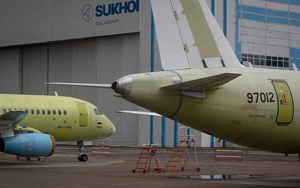 Sukhoi Civil triples maintenance centre throughput at Zhukovsky