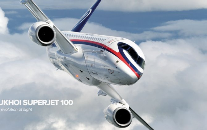 Sukhoi Superjet 100 Fleet Inspection Completed