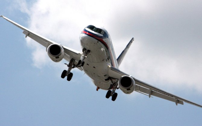 Sukhoi Superjet becomes official aircraft of Russian Olympic Team