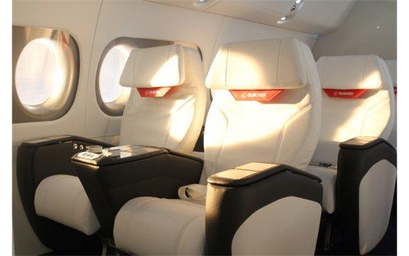 Sukhoi unveils innovative SportJet