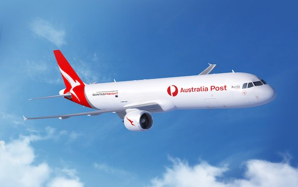 Supporting Commerce growth - new Qantas Freight and Australia Post agreement