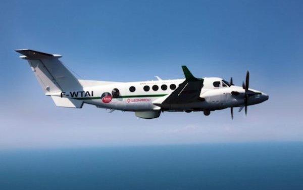 Surveillance ready King Air 350ERs start maritime patrol duties