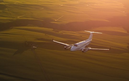 Sustainable aviation fuel now available with new Beechcraft and Cessna turboprop and jet deliveries