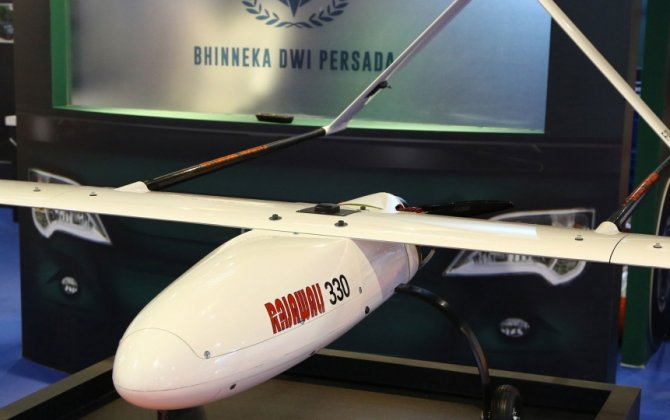 Swedish/Swiss JV Pushing UAVs