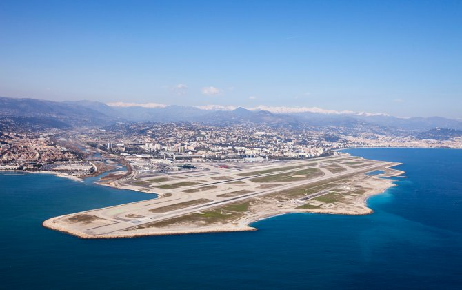 Swissport Executive Aviation Nice completes IS-BAH certification for Nice Côte d'Azur