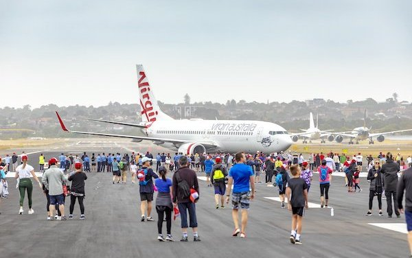 Sydney Airport Centenary Runway Run