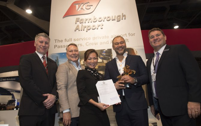 TAG Aviation Asia Granted San Marino AOC