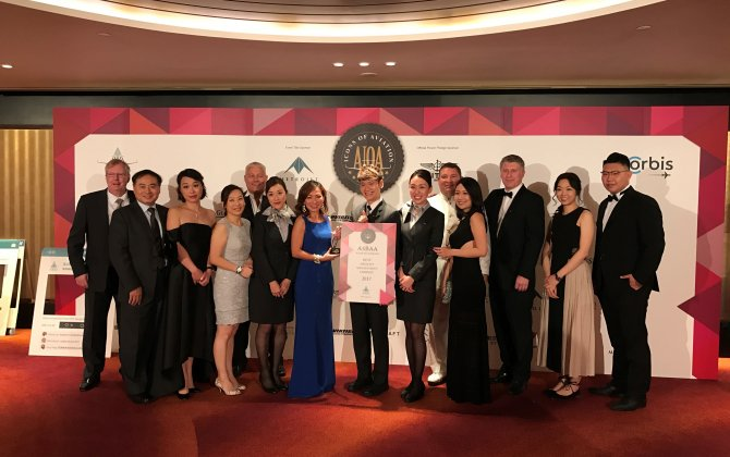 TAG Aviation Asia wins AsBAA Icons of Aviation 'Best Management Company & Operator' Award