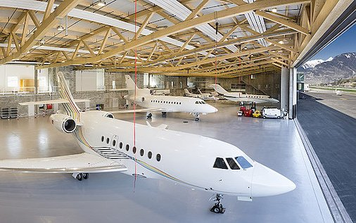 TAG Aviation FBO in Geneva and Sion acquired by Signature Flight Support