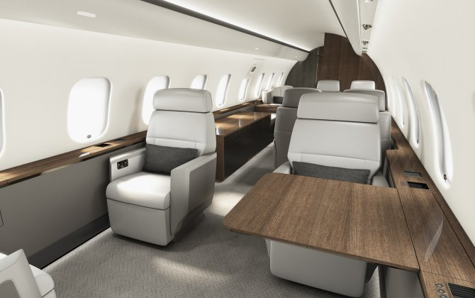 TAG Aviation Introduces First Bombardier Global 5000 Aircraft Equipped with Premier Cabin Destined for Charter Service in Europe