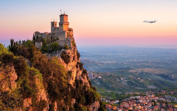TAG Aviation is now the number one San Marino aircraft operator