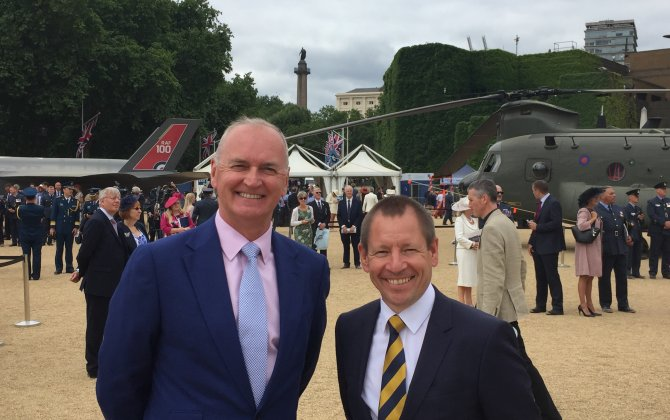 TAG Aviation Proud to Support RAF 100th Anniversary Celebrations