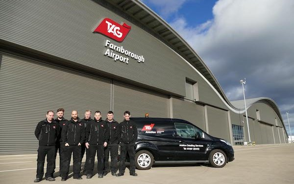 TAG Farnborough Maintenance Services to Extend Aircraft Cleaning and Line Maintenance Operations at Farnborough Airport