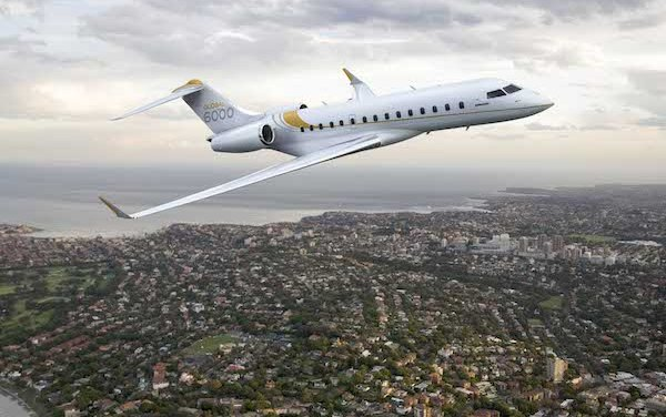 TAG Malta's Managed Fleet got a newcomer - Bombardier Global 6000