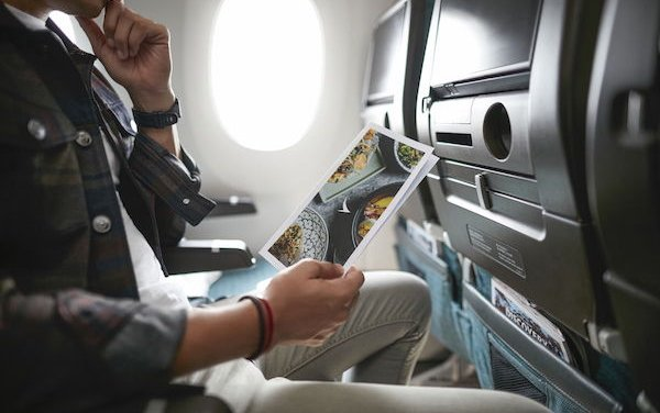 Take off on a culinary journey with Cathay Pacific