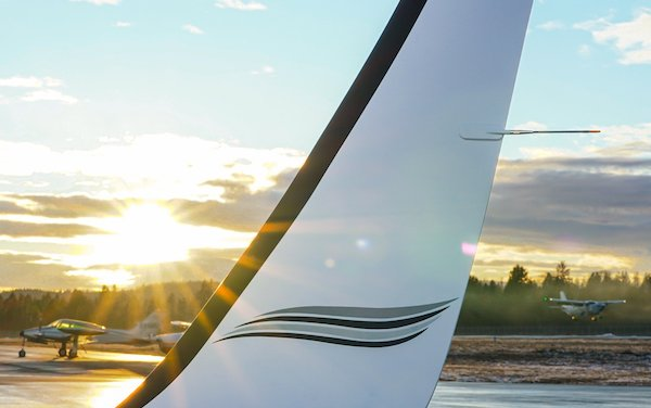 Tamarack Aerospace is ready for Fly-Off between a flat-wing and active winglet CJ