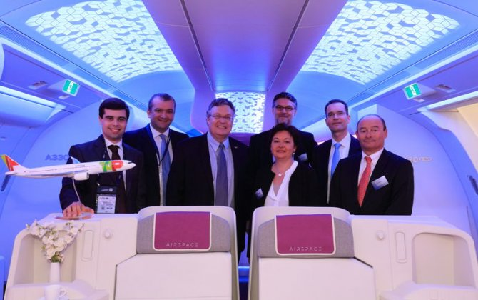 TAP Portugal confirmed as launch operator for A330neo with Airspace by Airbus cabin