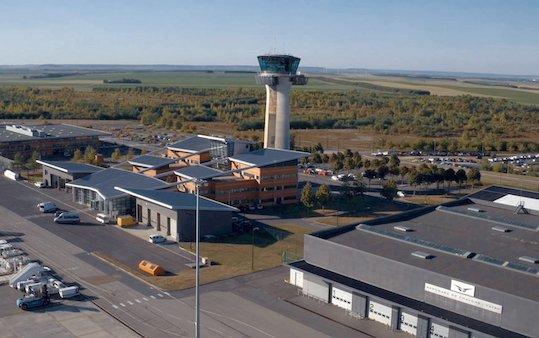 TARMAC Aerosave opens 4th aircraft storage site at Paris-Vatry airport