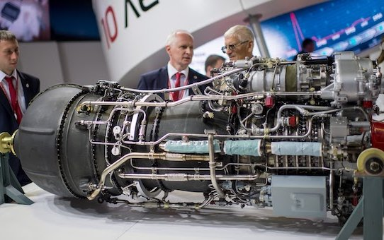 Testing started for the first Russian engine for light helicopters