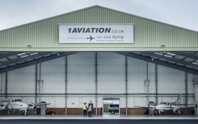 Textron Aviation further expands European service footprint, features line maintenance at London Biggin Hill Airport